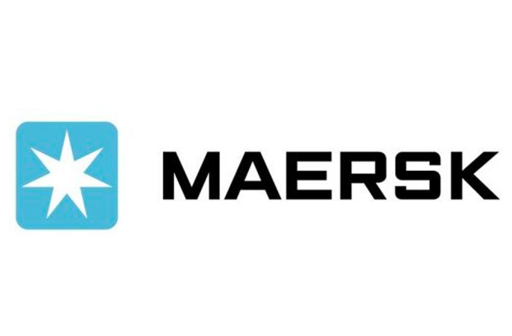Black Flag Signs Maersk